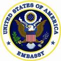Američka ambasada logo