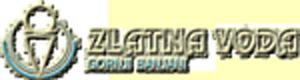 Zlatna voda G. Banjani logo